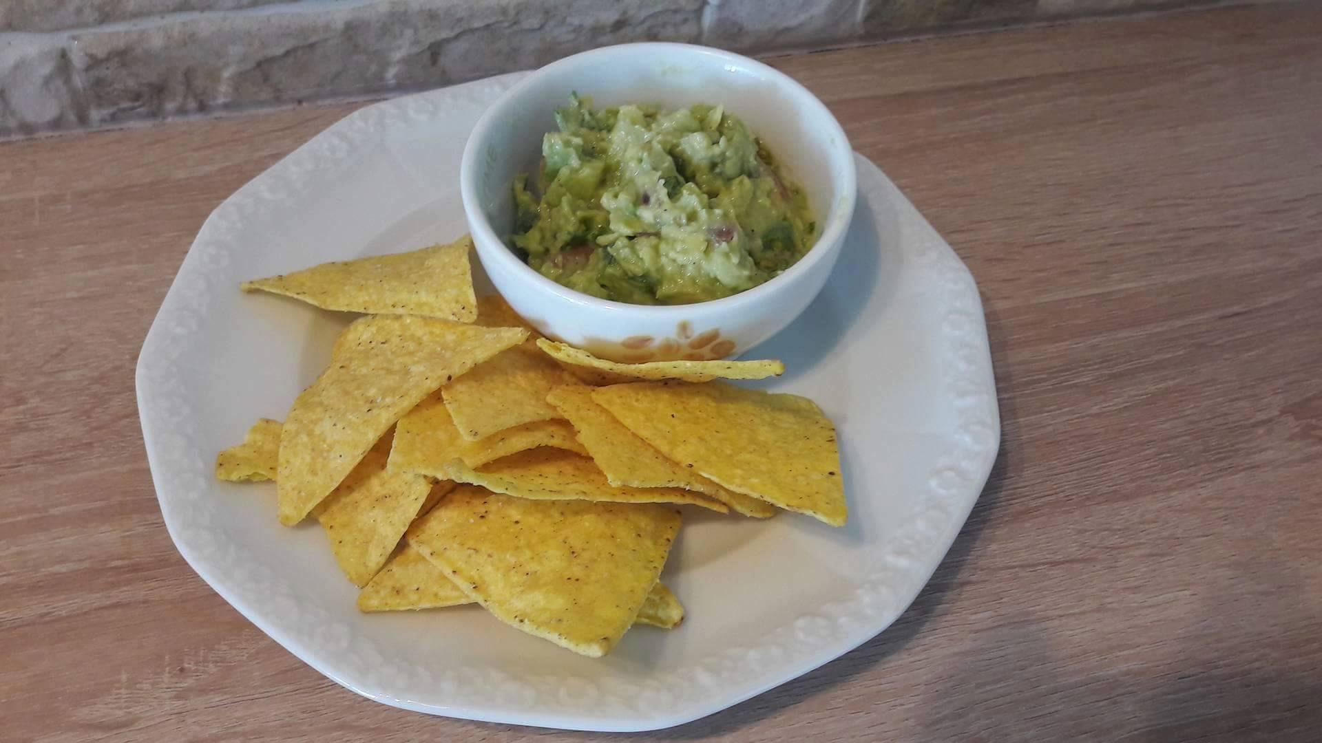 Základná verzia guacamole