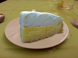 Francúzsky citrónový koláč