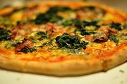 Pizza s čakankou