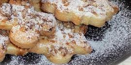 Preckedli (maďarské sviatočné koláčiky)