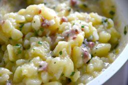 Rakúsky zemiakový šalát
