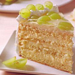 Hroznová torta