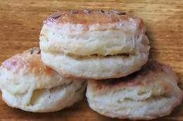 Krumplové kabáče (zemiakové pagáče)