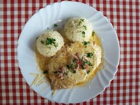 Kuracie prsia zapečené s paradajkou a syrom
