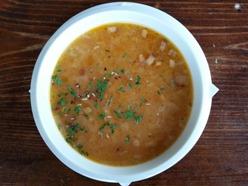 Moravská kapustová polievka