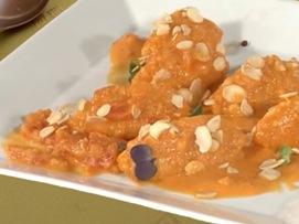 Tekvicové knedličky s paradajkovou omáčkou