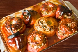 Vegetariánska yemista